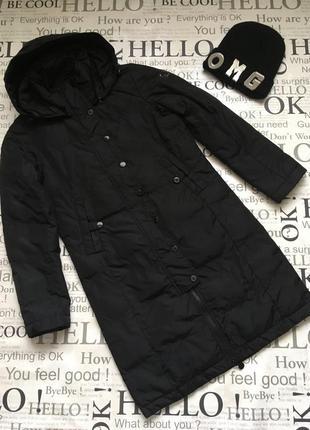 Пальто на силиконе1