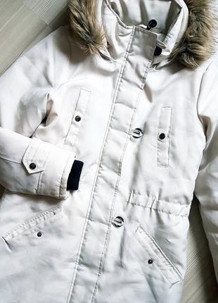 Пальто парка пуховик мужской vero moda1