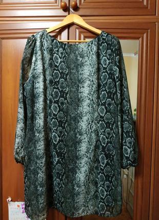 Нарядное платье 52-541
