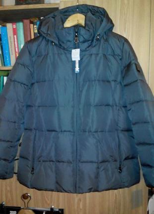 Пуховик, сalvin klein plus size down coat,р. ох. пог 58, длина 693