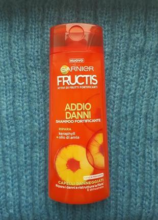 Шампунь для секущихся волос garnier fructis 250 мл1