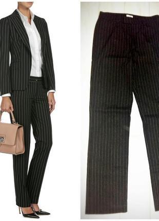 Зимние прямые брюки stefanel на 44-46 размер
