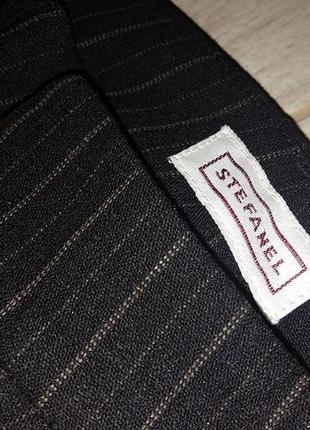 Зимние прямые брюки stefanel на 44-46 размер3