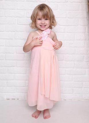 Платье на утренник, свадьбу, день рождения для маленькой принцессы на девочку 2-4 года