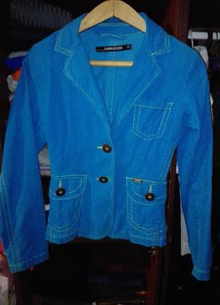 Пиджак вельветовый3