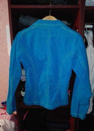 Пиджак вельветовый4