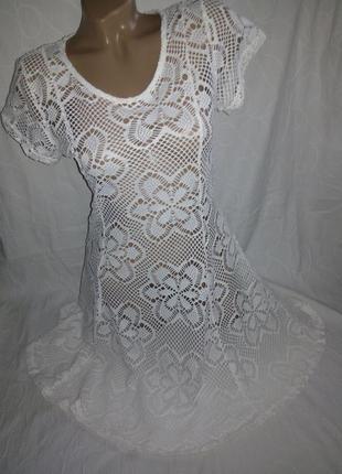 Отличное платье под купальник1