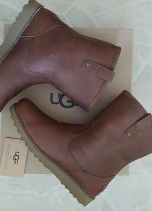 Оригинал ugg redwood ii waterproof. кожа женские угги ботинки 37 381