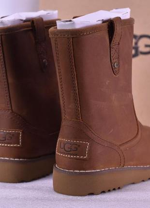 Оригинал ugg redwood ii waterproof. кожа женские угги ботинки 37 384