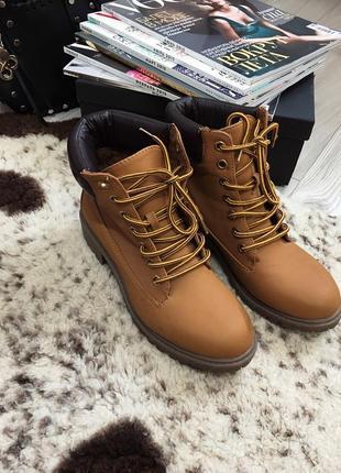 Ботинке в стиле timberland3