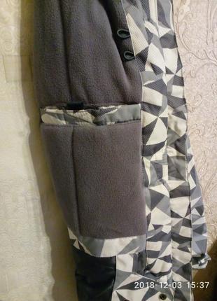 Лыжная куртка женская mountain, размер 582 фото