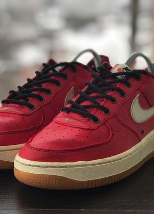 Баскетбольные кроссовки nike air force 1 (37,5 размера , 23,5 см)