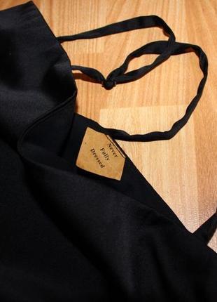 Вечернее черное платье р м4