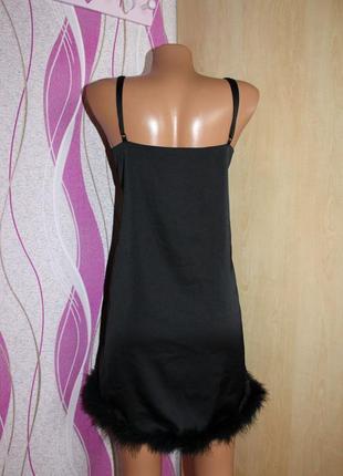 Вечернее черное платье р м2