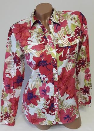 Хлопковая рубашечка1