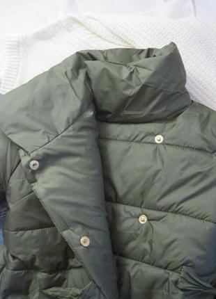 Крутая куртка на завязках синтепон4