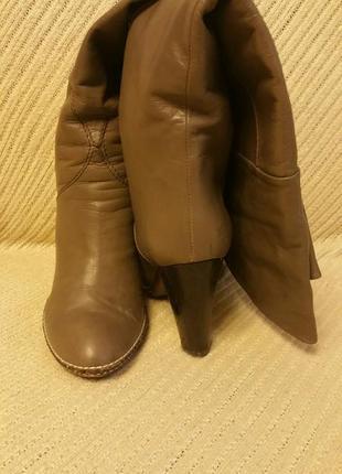 Baldinini, высокие сапоги,кожа,размер 403