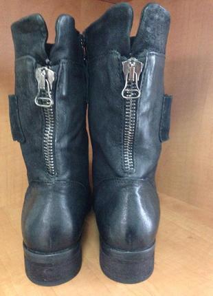 Полусапожки  ботинки деми вelmondo,кожа, новые, португалия, на размер 383