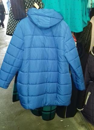 Зимнее пальто размер 62!2