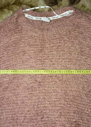 Шикарный фирменный свитер р.l/xl, в идеале.3 фото