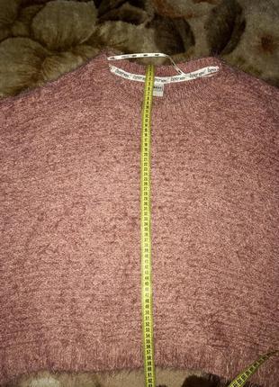 Шикарный фирменный свитер р.l/xl, в идеале.4 фото