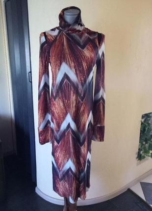Подиумное платье-h&m studio3