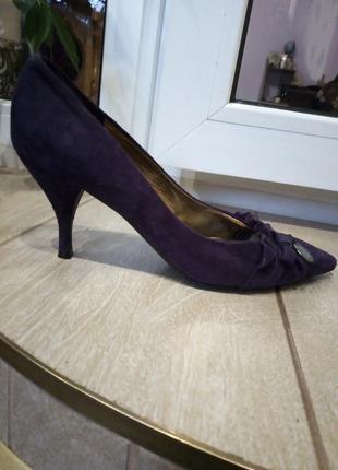 Туфельки кожаные kennel und schmenger1