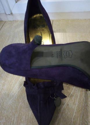 Туфельки кожаные kennel und schmenger5