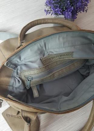 Стильная женская сумка cowboysbag5