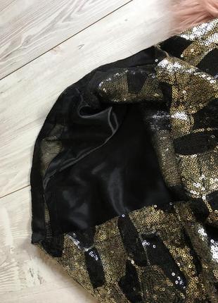 Платье в паетки3 фото