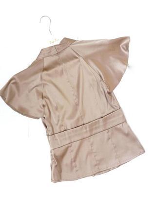 Блузка кофта футболу нарядная3