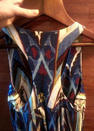 Літнє плаття pinko з паєтками2 фото