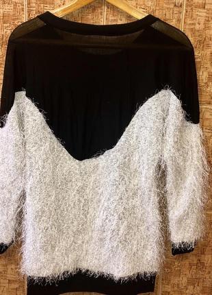 Шикарный свитер р.m/l joie claire италия 🇮🇹 новый.2