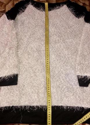 Шикарный свитер р.m/l joie claire италия 🇮🇹 новый.4