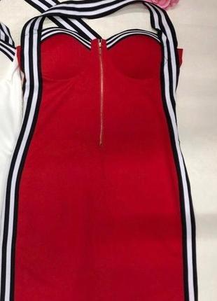 💣крутое платье для стройных модниц2 фото