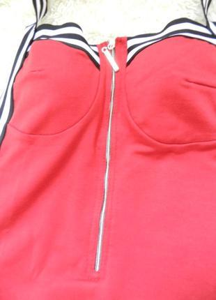 💣крутое платье для стройных модниц3 фото