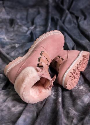 Зимние ботинки2