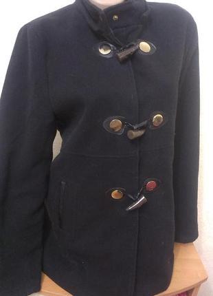 Классное полупальто,пальто рр 48-501