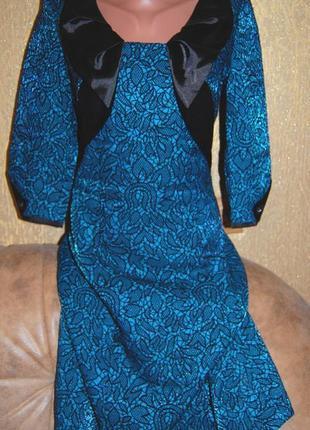 Нарядное женственное платье от iren klairie качество!!!!!2