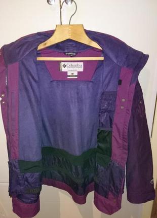 Шикарная фирменая спортивная курточка columbia4
