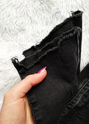 Черные джинсы скини3