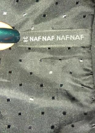 Черный пиджак naf naf2