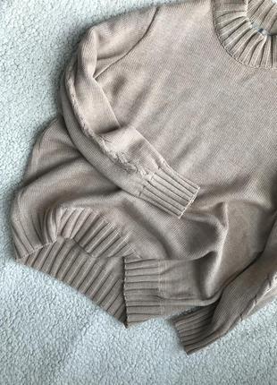 Уютный свитерок в идеале s/m5