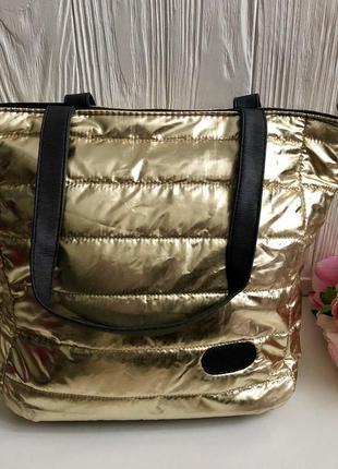 Стильная зимняя сумка1 фото