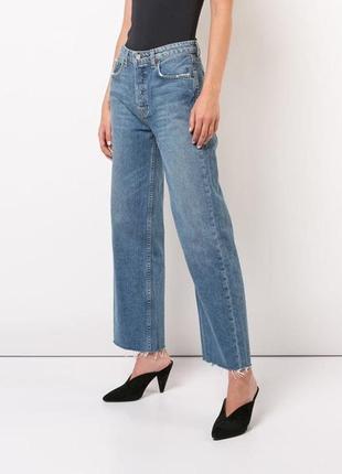 Невероятно крутые мом джинсы с высокой посадкой