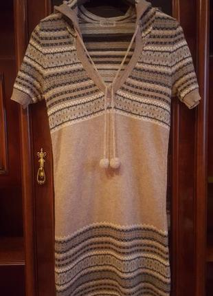 Итальянское платье - туника.1
