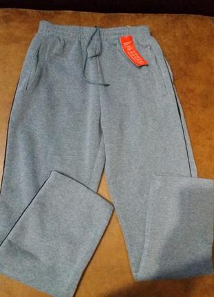 Теплые спортивные штаны на зиму.1