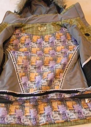 Куртка женская лыжная envy kostroma(чехия) р.38 10000/80004 фото