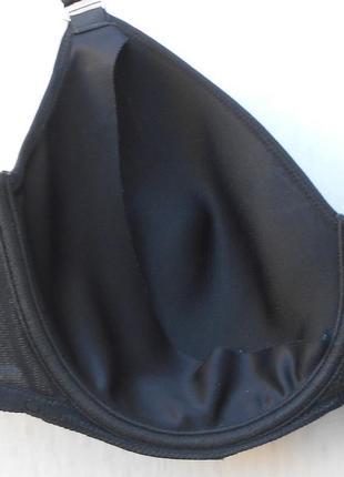 Элитный черный сексуальный эротический бюстгальтер chantelle 85f3 фото