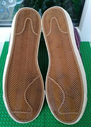Кроссовки nike blazer  р. 41 стелька 26.5 см кожа  состояние отличное5